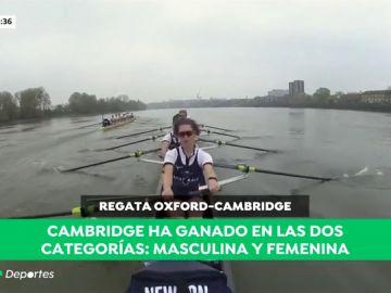 Adriana Pérez, primera española en competir en la mítica regata Oxford contra Cambridge