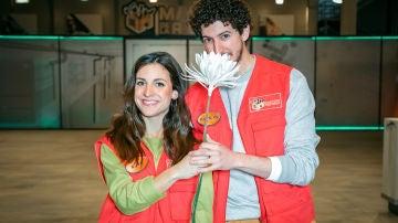 Elisa Molinero y Antonio Cuevas, peones en 'Masters de la reforma'