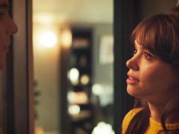 """Vídeo: Maribel a Diego: """"A lo mejor deberías de salir con una secretaria de tu oficina"""""""
