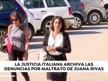 """Italia archiva las ocho denuncias de maltrato puestas por Juana Rivas al considerarlas """"inverosímiles"""""""