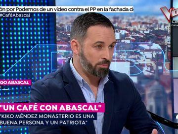 Los 10 titulares de Santiago Abascal en Espejo Público