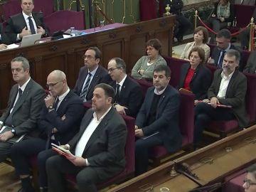 Los presos del 'procés'