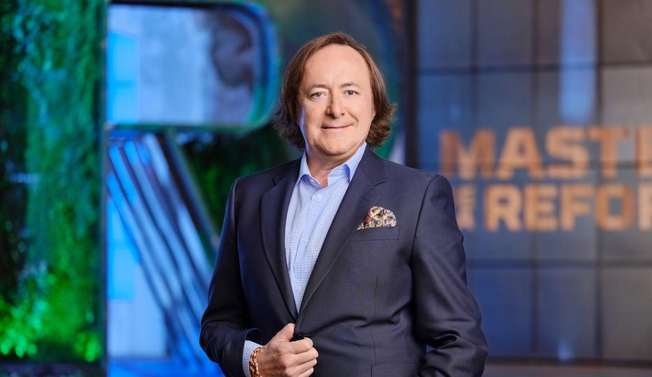 Tomás Alía, miembro del jurado de 'Masters de la reforma'