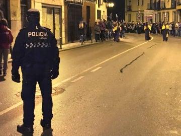 policia local semana santa cuenca