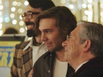 Vídeo: Zabala y Don Alfredo traicionan a Guillermo en la presentación de Robert