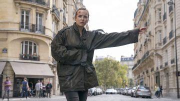 Fotograma de la nueva temporada de 'Killing Eve'