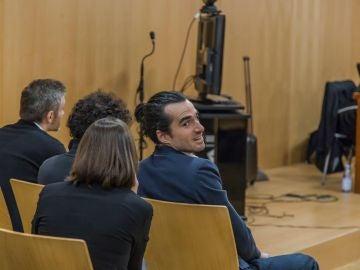El creador de la web, Alberto García Sola, en el juicio a los creadores de seriesyonkis