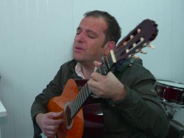 Javi Moya recibe los consejos de la vocal coach en su canción para la Final de 'La Voz'