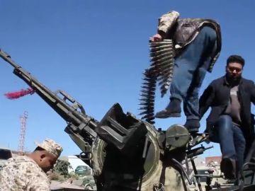 Varias decenas de muertos y 3.000 desplazados por los enfrentamientos en Libia