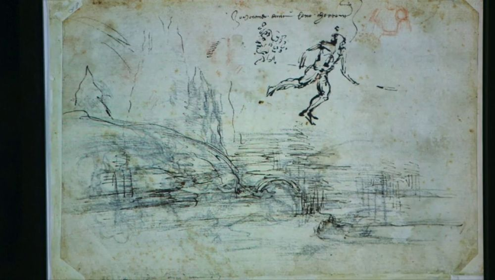 El genio renacentista Leonardo Da Vinci era ambidiestro