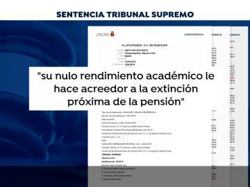 El Supremo condena a un joven de Granada a dejar de vivir del cuento