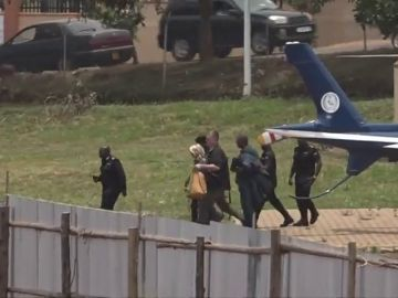 Liberada la turista estadounidense y su guía secuestrados en Uganda