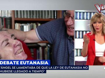 La periodista de Espejo Público 'Susanna Griso'