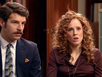 Carlos y Ana buscan la manera de incapacitar a Gabriel