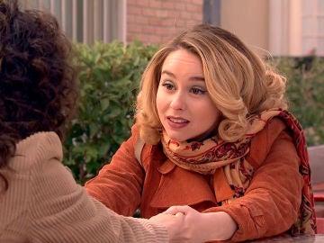 """Luisita, convencida a Amelia: """"Estoy harta de vivir en un país en el que tengo que medir cada gesto que hago contigo"""""""