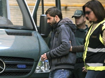 El asesino confeso de Marta del Castillo, Miguel Carcaño