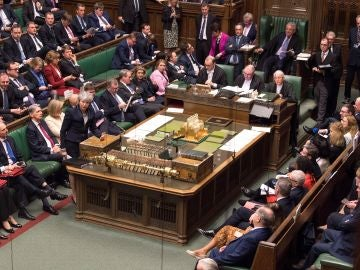 El Parlamento británico