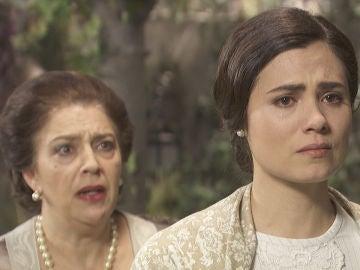 Vídeo: Francisca y María hacen las paces en medio de un mar de lágrimas