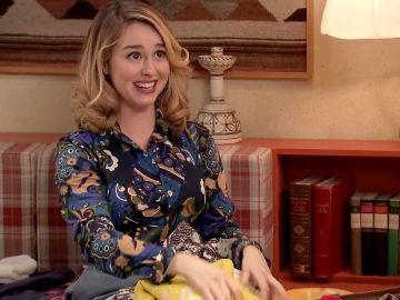 Luisita sueña con Amelia cómo va a ser su maravillosa nueva vida en California