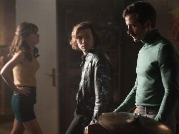 Guillermo, Robert y Maribel, desanimados por la incertidumbre