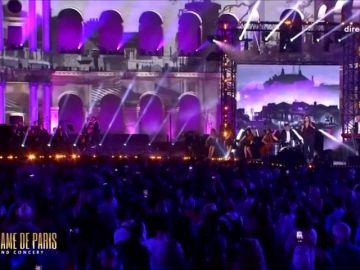 Numerosos artistas ofrecen un concierto solidario para reconstruir Notre Dame