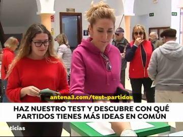 PSOE es el partido que menos número de indecisos tiene, frente a Ciudadanos