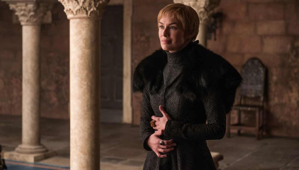Lena Headey, Cersei Lannister en 'Juego de Tronos'