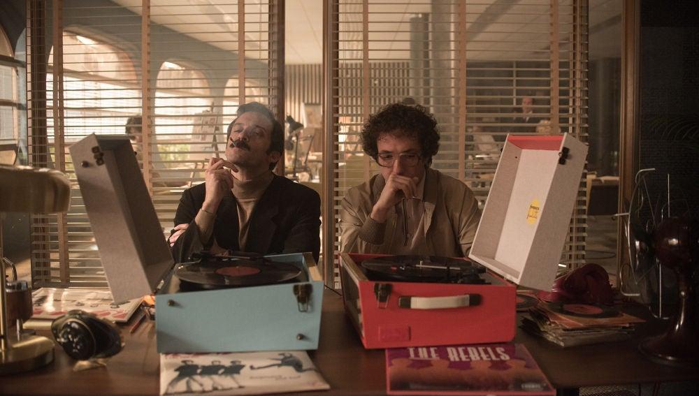 Ignacio le confiesa a Guillermo que es homosexual... y le pone en la encrucijada con una carta