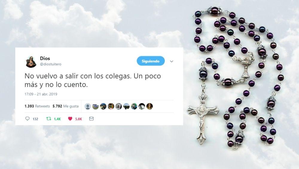 La Semana Santa de Diostuitero