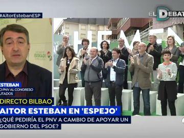 Aitor Estebal (PNV):