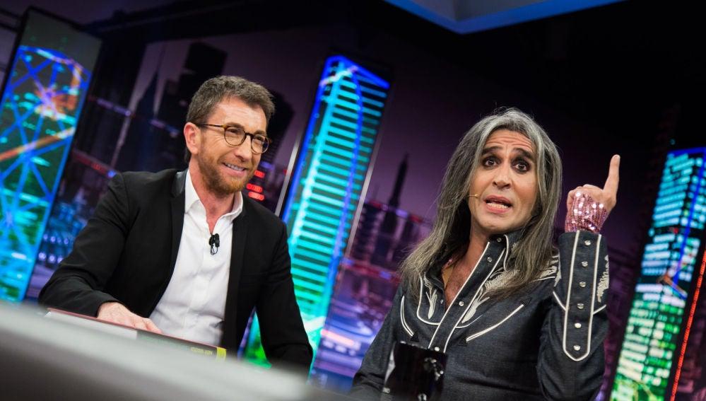 Mario Vaquerizo revela en 'El Hormiguero 3.0' a quién dará su voto en las elecciones del 28A