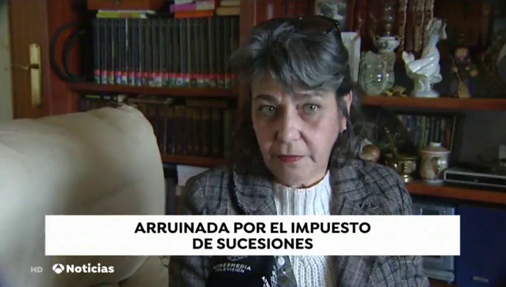 La historia de una mujer arruinada por el impuesto de sucesiones: debe 900.000 euros a Hacienda por una herencia que no sabe de dónde viene