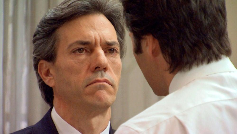 """Domingo planta cara a Gabriel: """"Tengo una copia de la famosa cinta"""""""