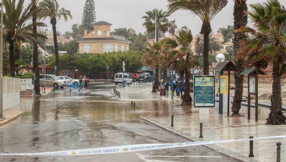 El temporal del Mediterráneo empieza a remitir tras dejar 278 l/m2 y más de cien rescates