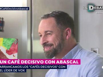 Santiago Abascal responde: si el Barça llega a la final de la Champions League... ¿con quién irá?