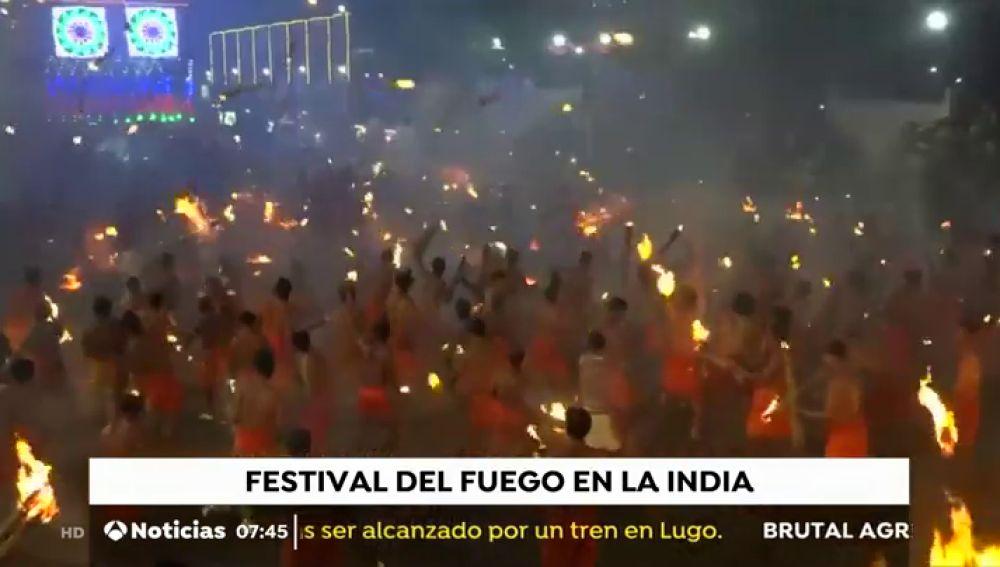 FESTIVAL FUEGO