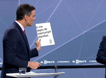 Los memes de El Debate Decisivo