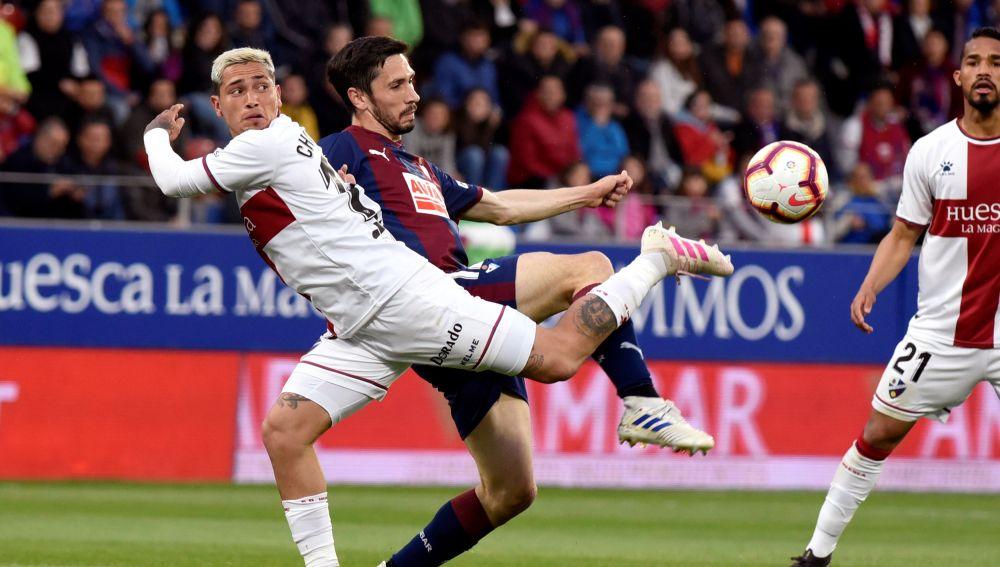 El Huesca sigue creyendo en la salvación.