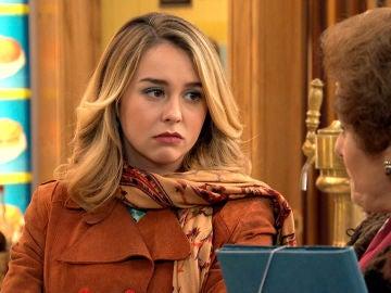 "Luisita: ""Estoy envidiosa de Amelia"""