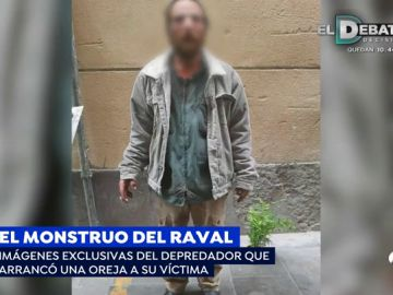 El violador del Raval pasa a disposición judicial