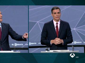Casado pregunta a Pedro Sánchez sobre La Manada