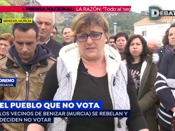 PUEBLO QUE NO VOTA