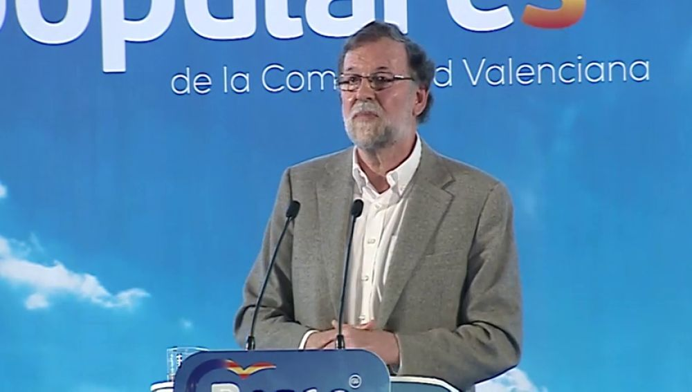 """Rajoy: """"El PP está empeñado en pedir el voto útil. ¿Y qué quieren, que pidamos el voto inútil?"""""""