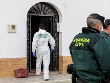 Decretado secreto sumario en muerte de una anciana en Aznalcóllar (Sevilla)