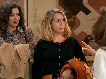 Luisita y Amelia se enfrentan a Pía tras echarlas de casa