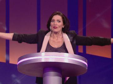 """Silvia Abril lo tiene claro: este viernes """"¡vamos a jugar!"""""""