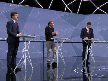 23A: El Debate Decisivo - Posibles pactos políticos