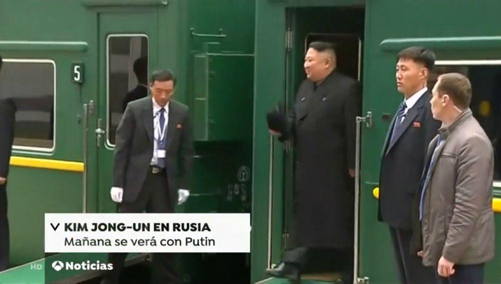 Kim Jong-un, líder norcoreano se reunirá con Vladimir Putin, presidente de Rusia