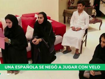 DEPORTISTAS ARABIA