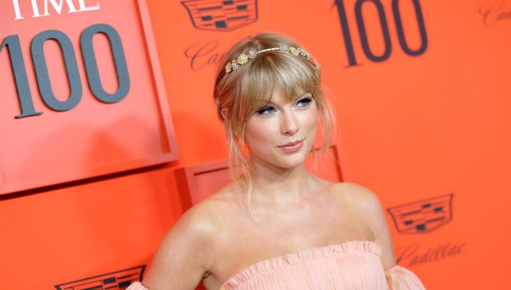 Taylor Swift en la gala TIME 100